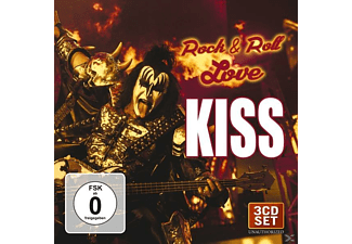 Kiss - Rock & Roll Love - (CD + DVD Video)