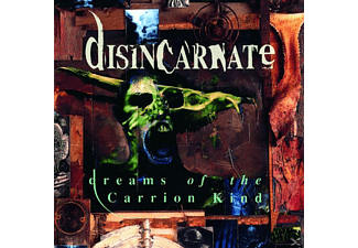 Disincarnate - Dreams Of The Carrion Kind - (CD)
