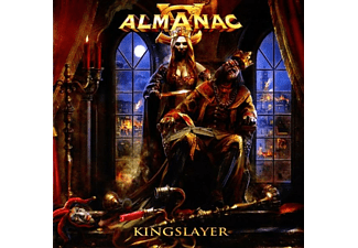 Almanac - Kingslayer - (CD)