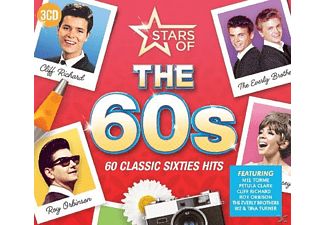 VARIOUS - Stars Of 60s' - (CD)