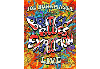 Joe Bonamassa - British Blues Explosion Live (2DVD) - (DVD)