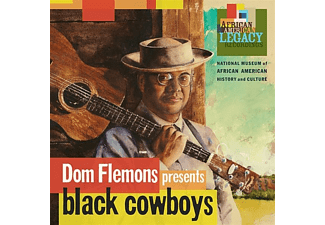 Dom Flemons - Dom Flemons presents Black Cowboys - (CD)