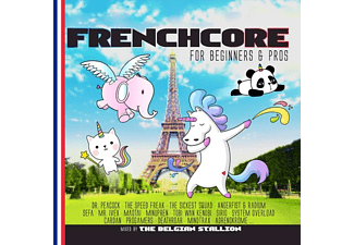 Mixed By The Belgian Stallion - Frenchcore For Beginners & Pros - (CD)