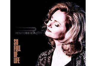 Renate Reich Fivetett - So Full Of Life - (CD + DVD Video)