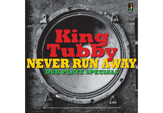 King Tubby - Never Run Away-Dub Plate Specials - (CD)