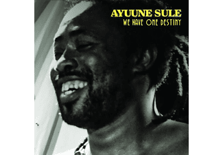 Ayuune Sule - We Have One Destiny - (CD)