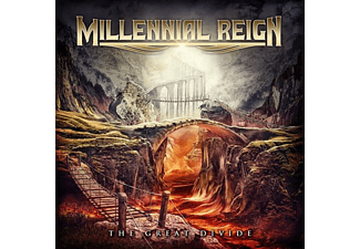 Millennial Reign - The Great Divide - (CD)