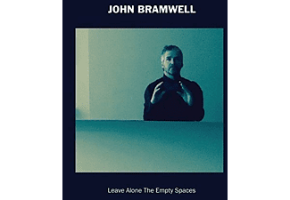 John Bramwell - Leave Alone The Empty Spaces (Black Vinyl) - (Vinyl)