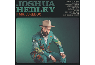 Joshua Hedley - Mr.Jukebox - (CD)