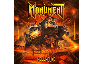 Monument - Hellhound (Ltd.Fanbox) - (LP + Bonus-CD)