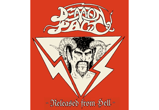Demon Pact - Released From Hell (Ultra Clear Vinyl Gatefold) - (Vinyl)