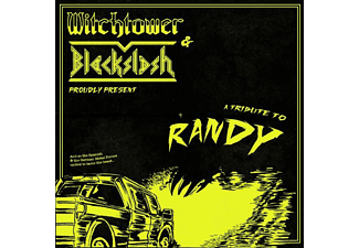 Blackslash, Witchtower - A Tribut To Randy (Split EP) - (CD)