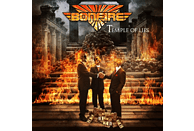 Bonfire - Temple Of Lies (Lim.Gtf.Yellow Vinyl) [Vinyl]