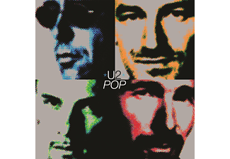 U2 - Pop (Remastered 2017) - (Vinyl)