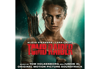 Junkie Xl - Tomb Raider/OST - (CD)