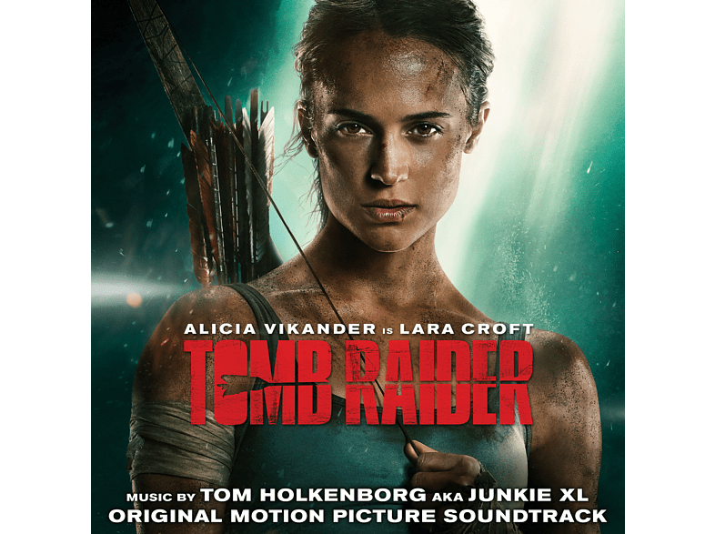 Junkie Xl - Tomb Raider/OST [CD]