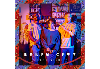 Benin City - Last Night - (Vinyl)