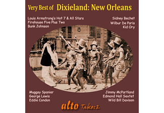VARIOUS - Very Best of Dixieland New Orleans - (CD)