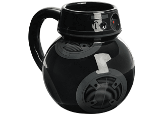 JOY TOY IT Star Wars Episode 8 Tasse BB-9E 3D Tasse, Schwarz