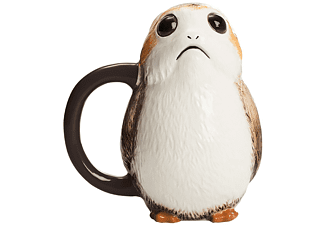 Star Wars Episode 8 Tasse Porg 3D