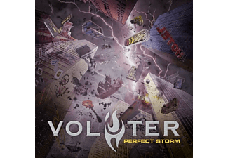 Volster - Perfect Storm - (CD)