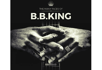 B.B. King, Various - Many Faces Of BB King - (CD)