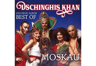 Dschinghis Khan - Moskau (Best Of) - (CD)