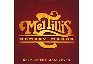 Mel Tillis - Memory Maker-The Best Of - (CD)