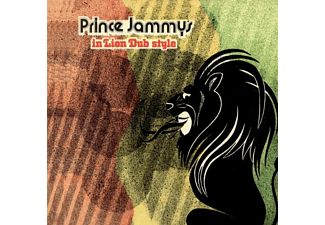 Prince Jammy - In Lion Dub Style - (Vinyl)