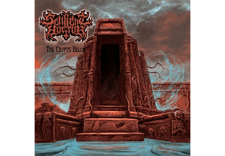 Sentient Horror - The Crypts Below - (CD)