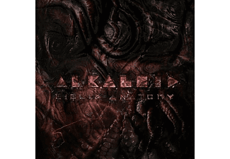 Alkaloid - Liquid Anatomy (2LP Gatefold,Black) - (Vinyl)