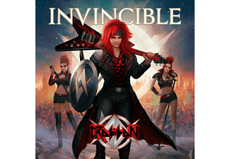 Crosson - Invincible - (CD)