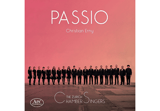 The Zurich Chamber Singers - Passio - (CD)