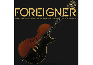 Foreigner - With The 21st Century Symphony Orchestra & Chorus - (LP + DVD + CD)