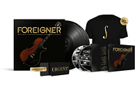Foreigner - With The 21st Century Symphony Orchestra & Chorus [LP + DVD + CD]