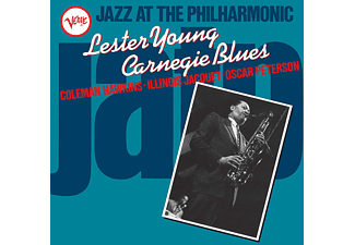 Lester Young - Jazz At The Philharmonic: Carnegie Blues - (Vinyl)