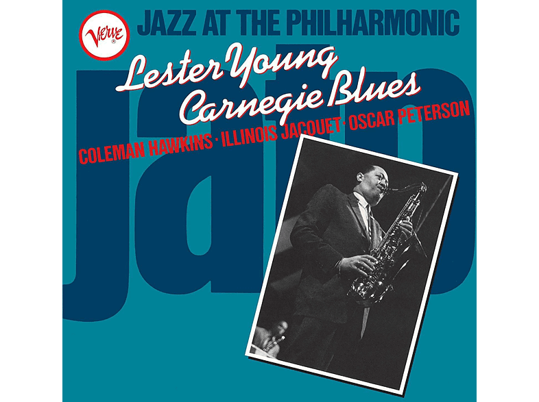 Lester Young - Jazz At The Philharmonic: Carnegie Blues [Vinyl]