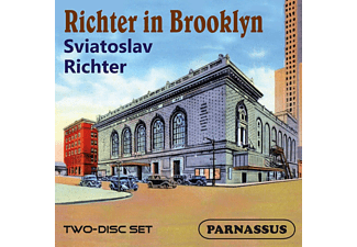 Sviatoslav Richter, Latvian National Symphony Orchestra - Richter in Brooklyn (live 1965) - (CD)