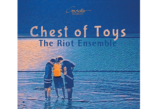 The Riot Ensemble - Chest of Toys - (CD)