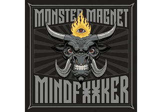 Monter Magnet - Minfucker - CD