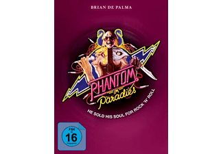 Phantom im Paradies - Phantom of the Paradise - (Blu-ray + DVD)