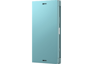 SCSG60 Bookcover Sony Xperia XZ1 Compact Kunstleder Blau