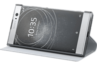 SONY SCSH10 Bookcover Sony Xperia XA2  Silber