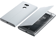 SONY SCSH20 Bookcover Sony Xperia XA2 Ultra  Silber