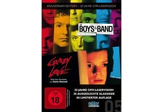 The Boys in the Band, Crazy Love - (DVD)