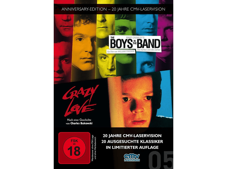 The Boys in the Band, Crazy Love [DVD]