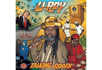 U-Roy - Talking Roots - (Vinyl)