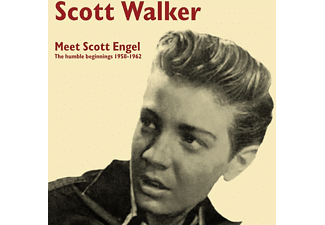 Scott Walker - Meet Scott Engel: The Humble Beginnings - (Vinyl)