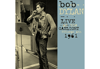 Bob Dylan - Live At The Gaslight,Nyc,September 6th,1961 - (Vinyl)