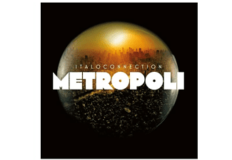 Italoconnection - Metropoli (2CD) - (CD)